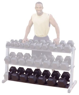 Third Tier for Dumbbell Rack GDR60