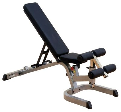 Heavy Duty Flat/Incline/Decline Bench