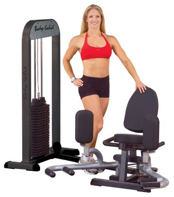 Pro-Select Free-Standing Inner/Outer Thigh Machine