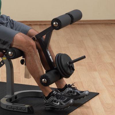 4-Roller Leg Developer Attachment