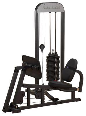 Free-Standing Leg Press & Calf Press Station
