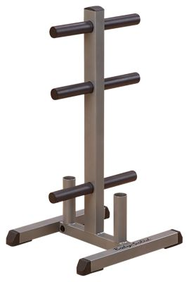 Olympic Weight Tree & Bar Holder