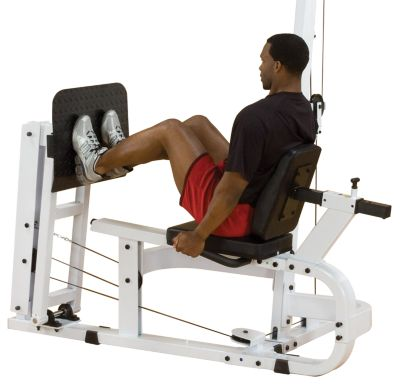Leg Press Attachment for EXM-4000S Gym