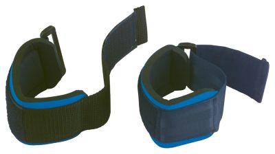 Nylon Pair Wrist Wrap Straps