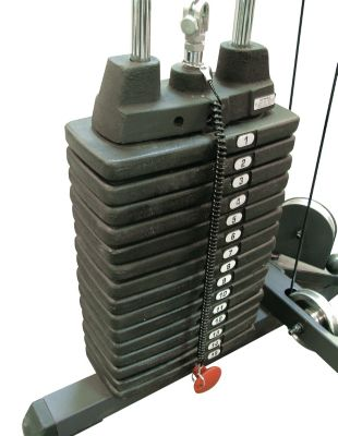 150 lb. Selectorized Weight Stack Upgrade Add-On Kit