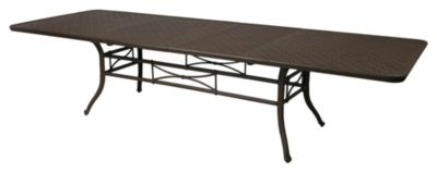 Napa Rectangle Extension Dining Table