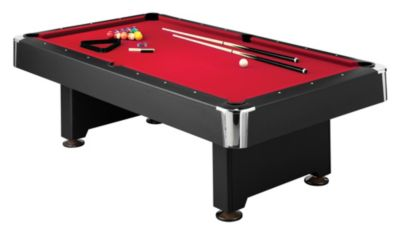 Mizerak® Donovan II 8' Billiard Table - Slate