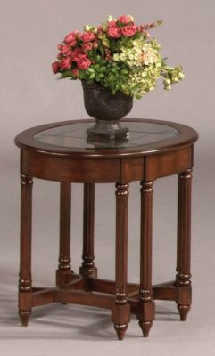 Canton Heights Oval End Table
