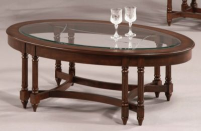 Canton Heights Oval Cocktail Table