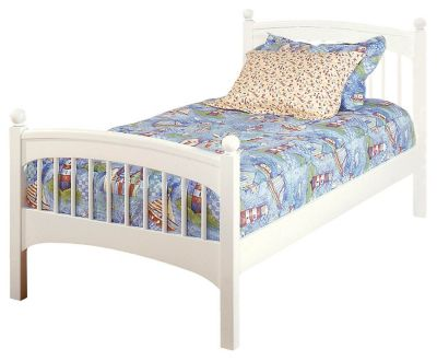 Windsor Complete Twin Bed