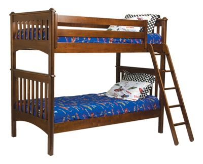 Mission Complete Twin Bunk Bed