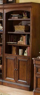 Villa Tuscano Bookcase with Doors