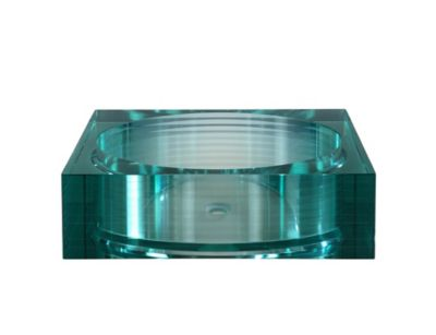 Segment™ Sq. Above Counter Vessel Sink