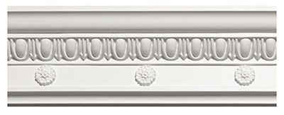 Classic Rossette Crown Moulding