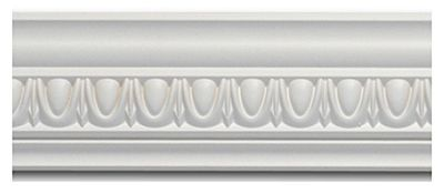 Classic Egg & Dart Crown Moulding
