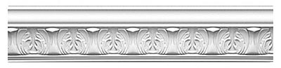 Athenian Leaves Crown Moulding