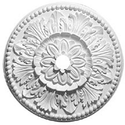Grecian Leaves Medallion