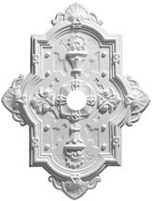 Renaissance Revival Medallion