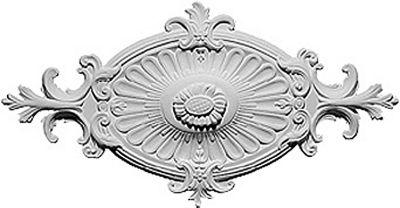 Victoriana Medallion