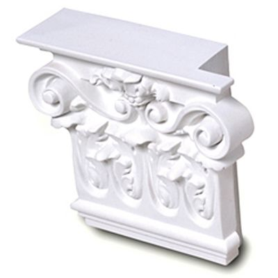 Venetian Coped Capitals - Pair