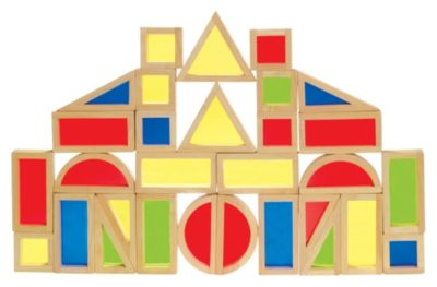 Rainbow Blocks-30 Piece Set