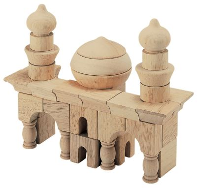 Tabletop Building Blocks - Arabian 42-Piece Set