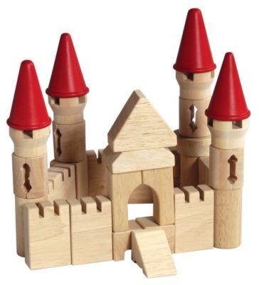 Tabletop Building Blocks - Castle 40-Piece Set