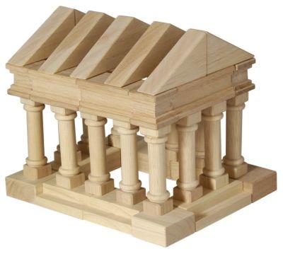 Tabletop Building Blocks - Greek 40-Piece Set