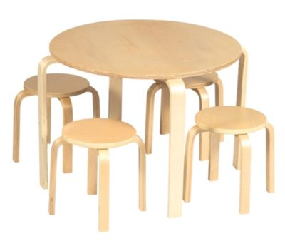 Nordic Table & Chairs