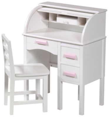Jr. Roll-Top Desk