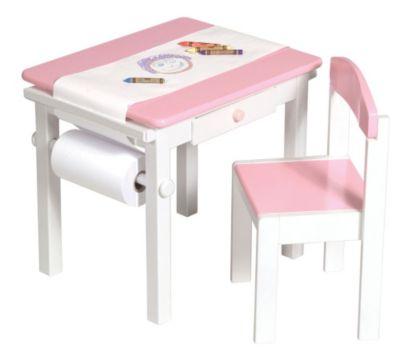 Art Table & Chair Set