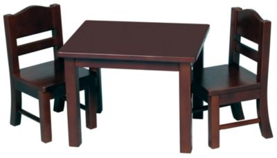 Doll Table & Chair Set