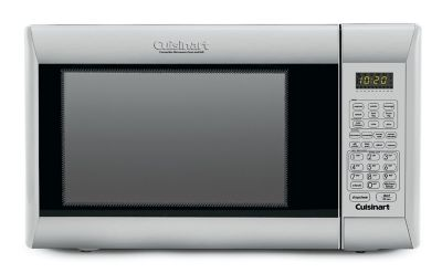1.2 Cu. Ft. Convection Microwave Oven with Grill - Brushed Stainless