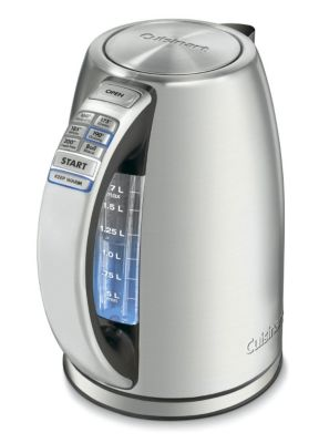 PerfecTemp™ Cordless Electric Kettle - Brushed Stainless Steel