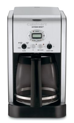 Extreme Brew 12-Cup Coffeemaker - Stainless Steel