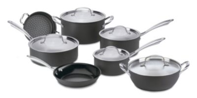 GreenGourmet® 12 Piece Cookware Set