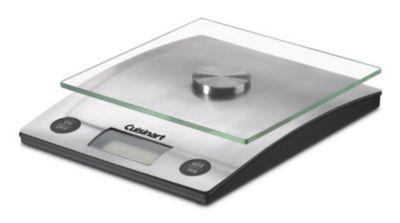 PerfectWeight™ Digital Kitchen Scale - Stainless Steel