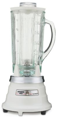Professional Food & Beverage Blender - Quite White
