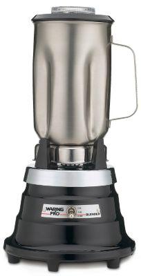 Ebony Blender with Stainless Steel Carafe - Ebony