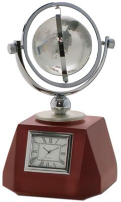 Global Desk Clock