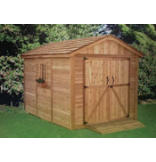 8' x 12' SpaceMaker Storage Shed