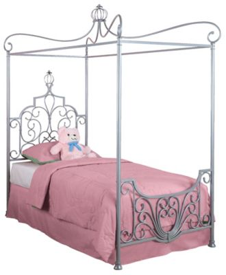 Princess Rebecca Canopy Twin Bed