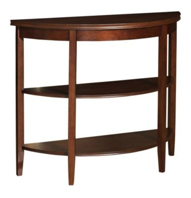 Shelburne Demilune Console Table