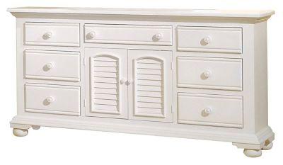 Cottage Traditions Triple Dresser