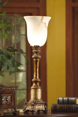 Sanders Torchiere Lamp