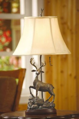 Deer Point Accent Lamp