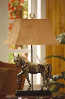 Horse Creek Table Lamp