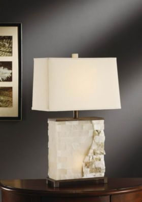 Vista Table Lamp with Nightlight