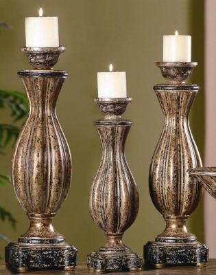 Avignon Candleholder - Set of 3