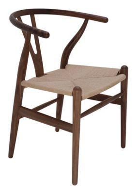 Alban Rattan Dining Chair